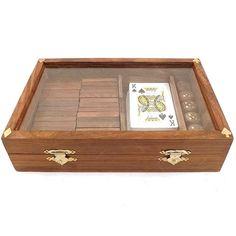 Caixa Kit de Jogos Oldway