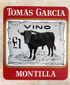 Vintage wine label #Toro  #bodegastomasgarcía #VintageWineLabels  #CarbonellyCíadeCordoba #BodegasTomasGarcía #vinicoladelsur  #historywine #centuryoldwineries #montillamoriles  #VintageSpanishWineLabel #Theartofwine #winelovers🍷 Spanish Wine, Vintage Wine, Wine Labels, Wine Cellars, Wine, Wine Tags