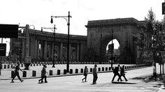 by inejuarez, via Flickr Brooklyn Bridge, New York City, Nyc, Pictures, Travel, Photos, Voyage, New York, Viajes