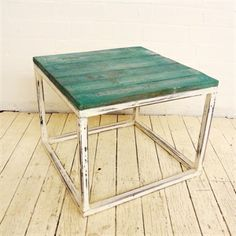 OBC Berlin Side Table Turquoise - Orson & Blake