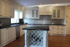 At Joseph Kitchen we take pride in our Classic Kitchen Renovation & Custom Cabinet Design in Toronto & Thornhill areas.
