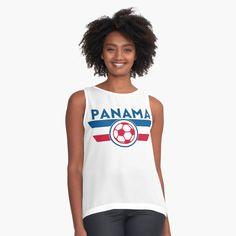 """Panama Jersey Shirt World Cup Futbol Panameño Camisa Camiseta Playera"" Contrast Tank by 7United   Redbubble"