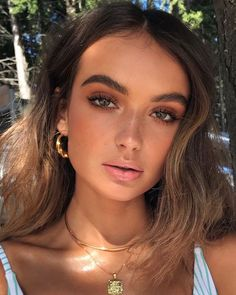 How to Make Natural Makeup - Makeup - Make-Up Makeup Trends, Makeup Inspo, Makeup Inspiration, Makeup Ideas, Makeup Hacks, Makeup Tutorials, Makeup Blog, Make Natural, Natural Makeup Looks
