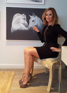 Art Discovered Online Art Gallery: The inspirations & techniques of ADO artist Pam Mo. Online Art Gallery, My Arts, Artist, Inspiration, Biblical Inspiration, Artists, Inhalation