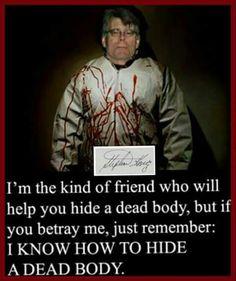 Oooooohhh, creepy! #BwaHaHa