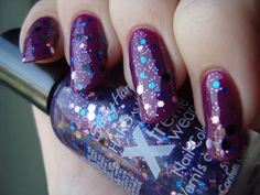 Pretty Girl Science: My Picks from Sally Hansen Xtreme Wear Fall '13 - Confetti Cake