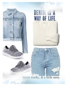 """Untitled #758"" by ellma94 ❤ liked on Polyvore featuring 3x1, Topshop and Madewell"