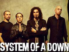 System of a Down - De website van moonfrockmusic
