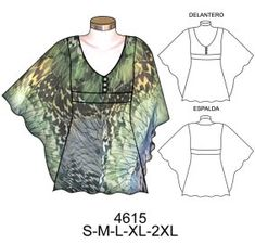Tremendous Sewing Make Your Own Clothes Ideas. Prodigious Sewing Make Your Own Clothes Ideas. Tunic Sewing Patterns, Coat Patterns, Blouse Patterns, Clothing Patterns, Fashion Sewing, Diy Fashion, Ideias Fashion, Sewing Clothes Women, Diy Clothes