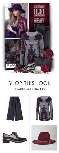 """""""Septemberday with Dresslily"""" by christiana40 ❤ liked on Polyvore featuring modern"""