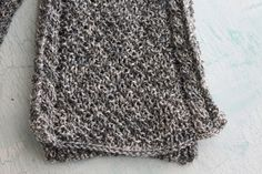 Knitting Cottage: A Scarf for my Daddy