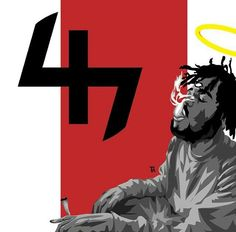 Capital steez on pinterest for Mf doom tattoo