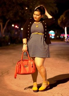 Plus size fashion - Become #curvysational ! Visit and join http://curvysation.com for fashion and lifestyle news !