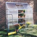 Potting Shed - modern - greenhouses - other metro - Solar Innovations, Inc.
