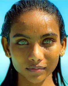 Maldivian girl w/aqua blue eyes. Beautiful Eyes Color, Stunning Eyes, Gorgeous Eyes, Pretty Eyes, Beautiful Black Women, Beautiful Children, Cool Eyes, Pretty People, Beautiful People