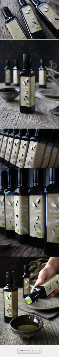 ekoBrachia - ecological extra virgin olive oil, is a special edition Brachia line of premium olive oils of high quality and organic.  / Izvorka JurićIzvorka Jurić