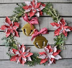 Crafting ideas from Sizzix UK: Christmas Bells