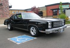 1977 Chevy Monte Carlo,had one like this..only mine had wire wheels...so sweet
