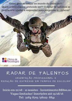 Radar de Talentos - Orientação Profissional em Belo Horizonte