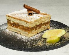 Φανταστική μηλόπιτα σε Γλυκό ψυγείου με μπισκότα