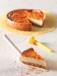 Γαλατόπιτα με άρωμα πορτοκάλι - www.olivemagazine.gr