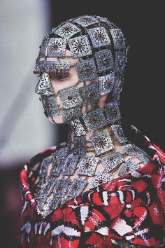 NW ♥ ♥ ♥ epic - Alexander McQueen f/w 2009 rtw, 'the horn of plenty'