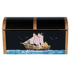 GuideCraft Pirate Collection Treasure Chest