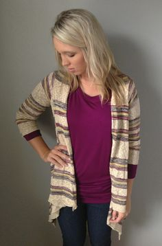 Sugar Plum Cardigan-$52  This website has cool clothes at great prices. Great place to find reasonable and unique Christmas items.