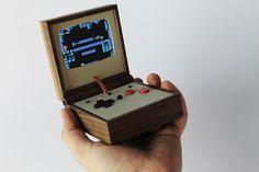 Tout plaquer pour construire de magnifiques consoles portables en bois | Le Journal du Gamer