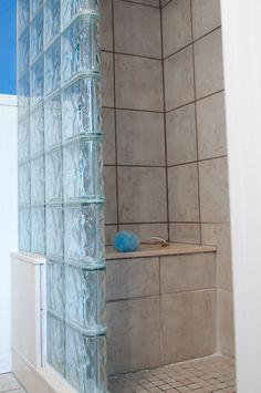 small custom shower Small Bathroom, Bathroom Ideas, Shower Ideas, Bathrooms, Shower Designs, Bathtub Shower, Custom Shower, House 2, Home Projects