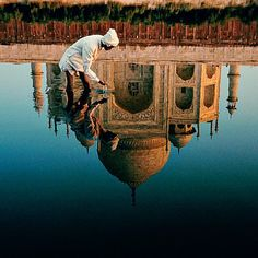(Post a pic using #VistaRooms to get a chance to be featured here.) The  grand #TajMahal reflecting  off the water below. This photo was taken by world renowned photographer Steve McCurry.  The Taj Mahal is considered to be the greatest architectural achievement in the whole range of Indo-Islamic architecture. Its recognised architectonic beauty has a rhythmic combination of solids and voids, concave and convex and light shadow; such as arches and domes further increases the aesthetic…