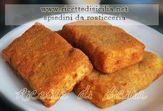 Rosticceria siciliana - ricetta per spiedini alla palermitana | Ricette di Sicilia