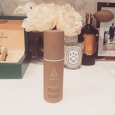 #Repost | We are so excited to see the beautiful Rozalia Russian try out Liquid Gold! Thanks for the love xx