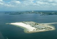 Great view of my favorite beach! Fred Howard Park!