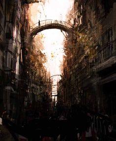 Old Streets by hungerartist on DeviantArt