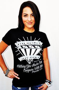 010-RUBIES-PROV315-Christian T-Shirt by JCLU Forever Christian t-shirts