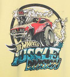 Hot Wheels T - shirt - View All - T - shirts - Boy (3 - 14 years) - KIDS   ZARA United States