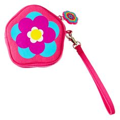 B2s Coin Purse from Smiggle - flower