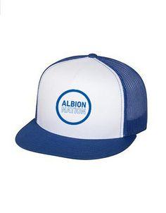 ALBION NATION Snapback Trucker Hat