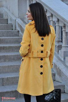 818accb5e4 13 Fresh Layering Ideas Inspired by Zara | Mustar coat | Zara outfit,  Fashion, Fashion outfits