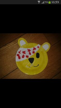 Pudsey Bear Activities Art And Crafts
