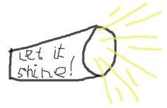 Let it shine! written by Picador Guest Professor Michael Lowenthal