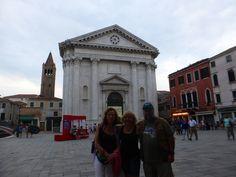 Passejant per Venècia. Campo San Barnaba (Itàlia)