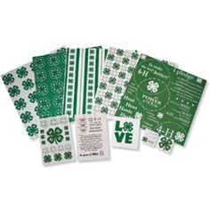 4-hmall.org - Product: 4-H Making the Best Better 4-H Scrapbook Kit