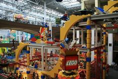 Can someone please transport this awesome playground to my house for the party? #legoduploparty