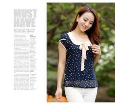 2014 la gasa del verano de las nuevas mujeres camisa de manga corta Mujer suelta más el tamaño Tops Camisas Femininas Chifon Blusas XXXXL Mujer en Blusas y Camisas de Moda y Complementos en AliExpress.com | Alibaba Group