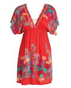 short sleeve floral dress 5 20 m