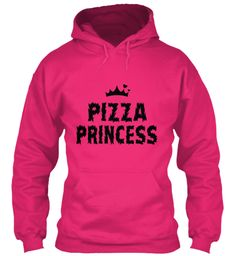 Pizza Princess Heliconia Sweatshirt Front