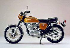 September 1970: Honda CB750 Fore More