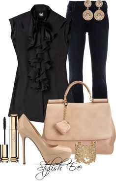 """Untitled #1666"" by stylisheve ❤ liked on Polyvore"